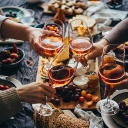 Corks N' Canvas Wine Tasting Fundraiser