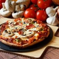 Pizza Fundraiser featuring Za Pizza Bistro